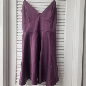 Windsor Purple Dress